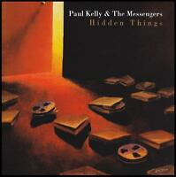PAUL KELLY & THE MESSENGERS - HIDDEN THINGS CD ~ AUSTRALIAN FOLK ROCK *NEW*