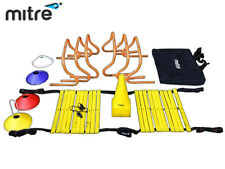MITRE SPEED AGILITY TRAINING WARM UP EXERCISE SET-INCLUDE CONES,HURDLES,LADDER