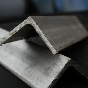 1pc 304 Stainless Steel Structural Angle 30mm*30mm*500mm,Thickness=3mm #EB4A  GY