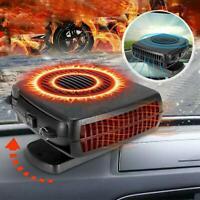 12V Dc Auto Bewegliche Elektrische Heizung Heizung Lüfter Defroster Demister