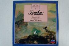Brahms Sinfonie 1 Herbert von Karajan Wiener Philharmoniker (LP15)