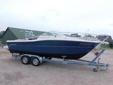 Freizeitboot / Sportboot Karnic Bluewater 2260 mit Volvo D3 130 PS Dieselmotor