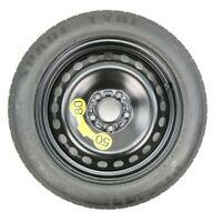 Volvo OEM Pirelli 125x85 R16 Spare Wheel/Tire Combo for C30 C70 S40 V50