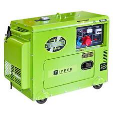 Zipper ZI-STE 7500 DSH Stromerzeuger Stromaggregat Aggregat Generator Diesel