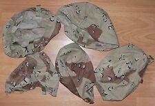 F  1 (Un) x Couvre casque Occasion US ARMY pour PASGT- Guerre du golfe