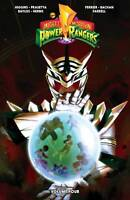 Mighty Morphin Power Rangers TPB Volume 4 Softcover Graphic Novel