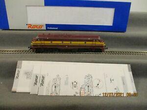 Roco für Trix Express H0 Diesellok BR 1601 CFL Digital DSS ESU Sound in OVP