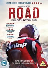 Road DVD Joey Dunlop narrated by Liam Neeson (Ulster Grand Prix,Isle of Man TT)