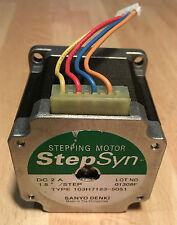 Sanyo Denki 103h7123 nema 23 motor PAP stepmotor CNC