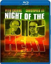 Night of The Big Heat 5060082518652 With Christopher Lee Blu-ray Region B