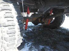 Jeep YJ Wrangler swap Chevy 14 bolt 4.56 axle assembly POSI WILL SHIP!