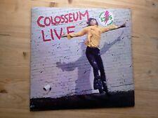 Colosseum Live 1st Press Excellent 2 x Vinyl LP Record Bronze ICD 1