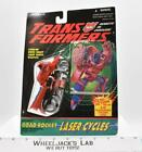 G2 Road Rocket Laser Cycles Autobot 1994 MOSC Hasbro Transformers Action Figure