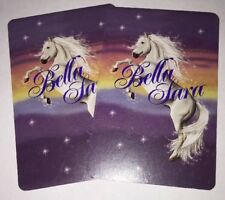 2 - Bella Sara Trading Cards
