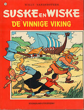 SUSKE EN WISKE 158 - DE VINNIGE VIKING