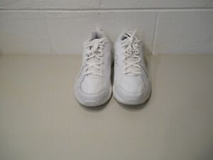 NEW BALANCE 608 LEATHER SNEAKERS ....SIZE 12-4E