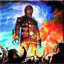 Iron Maiden-The Wickerman-Magnet refrigerador imán Fridge imán