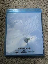 Slednecks 15 BluRay Snowmobile Snowmobiling Video Movie Winter Sports