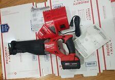 Milwaukee 2720-20 M18 Fuel Sawzall Saw Kit with 1 Battery (2720-20)