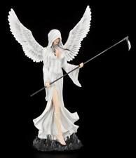 Großer weißer Todesengel mit Sense - Innocent Death - Fantasy Wächter Angel