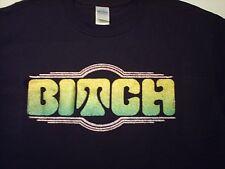 "Vintage T-Shirt Heat Transfer - ""Bitch"" Roach Inc.1976 - On New Gildan T-Shirt"