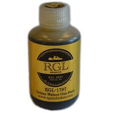 R. Gale Lock Co. - Rgl-1787 Golden Walnut Gun Stain; 4oz Bottle