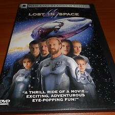 Lost In Space (DVD, 1998)  Heather Graham, Gary Oldman, William Hurt Used