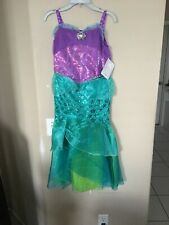 Disney Store Exclusive Ariel Little Mermaid Costume 9/10 •NEW•