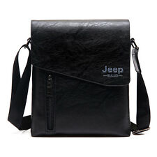 Male Tote Bag Shoulder Leather Messenger Bag Men Fashion Crossbody Travel Bags