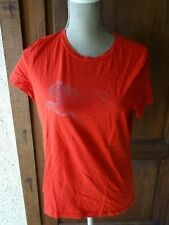 t-shirt rouge Puma taille 44