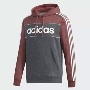 {Adidas} Men's Training ESSENTIALS HOODED SWEATSHIRT - GD5478 size 5XL