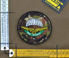 """Ricamata / Embroidered Patch """"Monte Cervino"""" Vegetato with VELCRO® brand hook"""