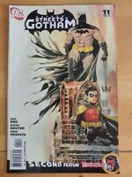 ⭐️ BATMAN: Streets of Gotham #11 (2010 DC Comics) VF/NM Book