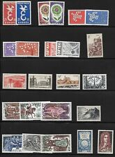 FRANCE MNH LOT / COLLECTION OF 61 STAMPS