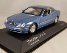 Minichamps 1:43 Mercedes Benz CL Coupé aquamarinblau - 430038026