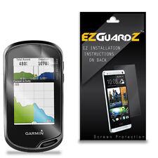 4X EZguardz NEW Screen Protector Cover HD 4X For Garmin Oregon 750T