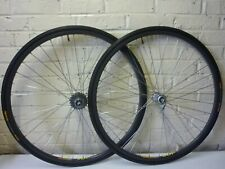 ROUES MAVIC OPEN PRO SUP/CAMPAGNOLO VELOCE 8spd WHEELSETS