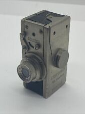 Ultra Rare Steky Nickel Finish Subminiature Film Camera Made In Tokyo 1st Model!