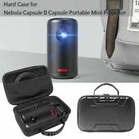 1*Stoßfeste Case Tasche Schutzhülle fürAnker Nebula Capsule II Mini-Projektor BK
