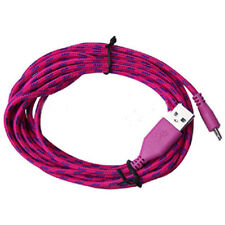 TX LOCAL Braided Micro USB Sync Charger Cable Cord for Samsung Galaxy S6 S7 Edge
