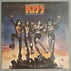 KISS Destroyer LP Glam Rock Metal Hair Gene Simmons Ace Frehley Paul Stanley