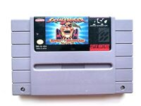 Skuljagger SUPER NINTENDO SNES GAME Tested + Working & AUTHENTIC!