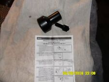(1) Halo Power-Trac Lamp Holder, Black, L-735-MBX