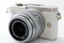 Olympus PEN E-PL9 16.1MP 14-42mm Lens Set White [Exc w/8GB,Strap [635]