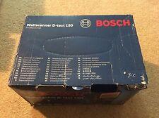 - Bosch D tect 150 Digitale Professionale Scanner Muro