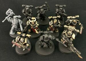 Chaos Space Marines x10 - Warhammer 40k
