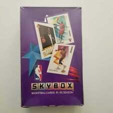 1991-92 SKY BOX  SERIES 1 FACTORY SEALED FOIL BOX WITH 36 PACKS..JORDAN IS HOT