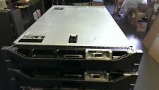 DELL PowerEdge R710 DUAL Quad core Xeon E5620 32GB RAM  6x  1TB SAS + RAILS