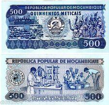 Mozambique AFRIQUE Billet 500 METICAIS 1983 NEUF UNC