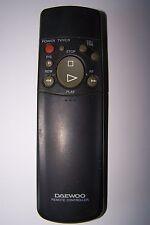Daewoo Vcr Control Remoto 97po457100
